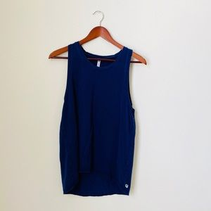 Fabletics•Navy Blue Tank